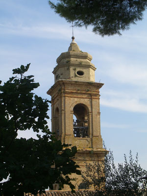 Le Marche Bell Tower